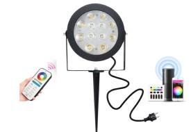 Garden LED 12W - Smartlight RGB+WW
