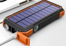 Solar Power Bank 20.000mAh