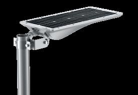 Lampione solare 10W