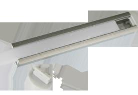 Barra alluminio 120cm