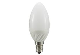 Lampadina LED 4W - vetro opaco
