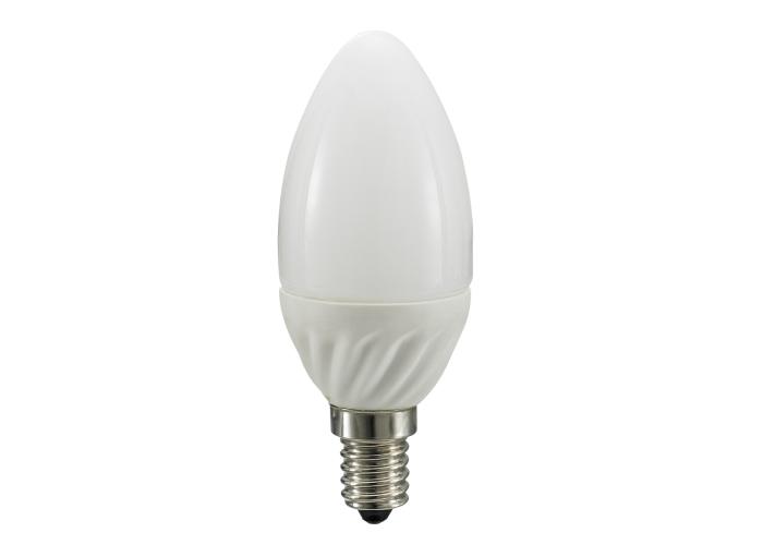 Lampadina LED 4W – vetro opaco