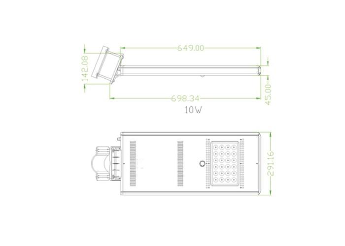 folio_pgp_lampione_solare_10W_misure